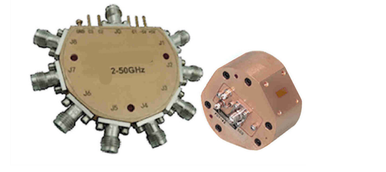 PIN Diodes Switches