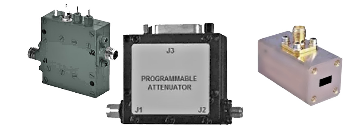 Pin Diodes Variable Attenuators